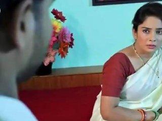 Neighbor Aunty Romance Varsha Shravani