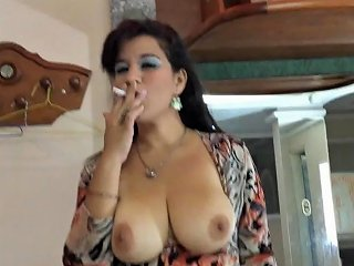 I Took My Son To The Hotel And Give Him An Aggressive Blowjob Facial