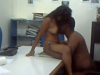Busty And Fresh Indian Girl Fucking Her Boss On Cam