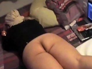 My Hijab Girlfriend Footjob Chubby Beurette Free Porn 03